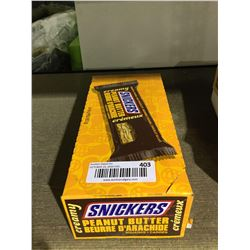 Snickers Peanut Butter Bars (24 x 38g)