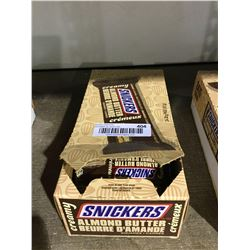 Snickers Almond Butter Bars