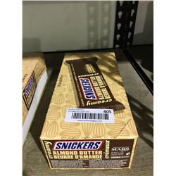 Snickers Almond Butter Bars (24 x 38g)