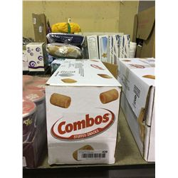 Case of Combos Stuffed Snacks