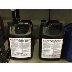 NEMO 2061 Diesel Additive (7.6lbs) Lot of 4