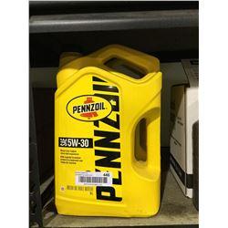 Pennzoil 5W-30 Motor Oil 5L