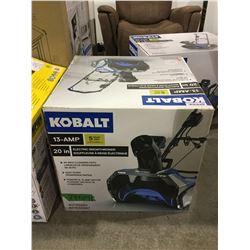 "Kobalt 20"" Electric Snowthrower"