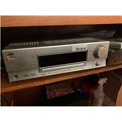 Lot of 2 JVC receiver and CD player