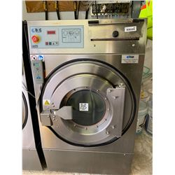 B&C Technologies Commercial High Efficiency SS front load 30 LBS industrial washing machine Model HE