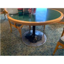 Large Round Restaurant table approx 50 inches