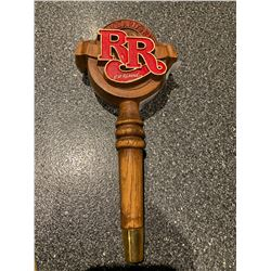 Beer Tap handle -Rickards Red