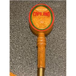 Beer Tap Handle -Capilano Pale Ale