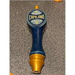 Beer Tap Handle -Capilano Gold Lager