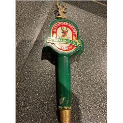 Beer Tap Handle -Alexander Keiths