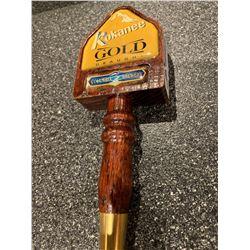 Beer Tap Handle -Kokanee Gold