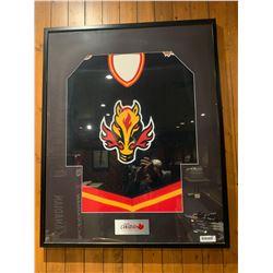 Canadian Framed Jersey poster