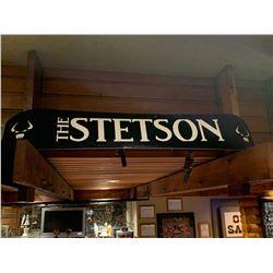Stetson Snowboard Decor