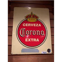 Bar Mounted Sign BUYER MUST REMOVE -Corona