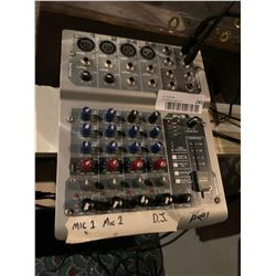 PV 6 Channel Mixer