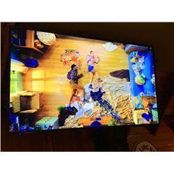 RCA 65 INCH FLAT LED UHD PANEL TV WITH MOUNTS