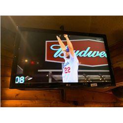 LG 42 inch flat panel Television