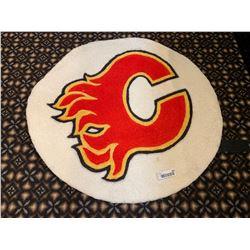 Calgary Flames Floor Mat