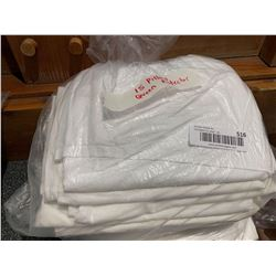 LINENS: Lot of 12 Pillow cases