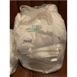 LINENS: Lot of 4 king 4 pce sets
