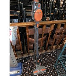 Rocket upright vacuum