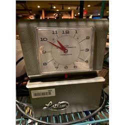 Lathem Time clock