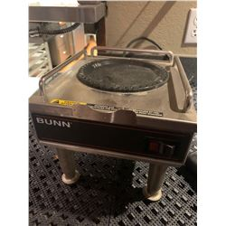 Bunn single coffee warmer