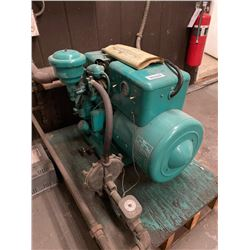 Onan Natural gas back up generator 2.5 KW - buyer must disconnect and cap gas/electrical