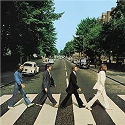 Beatles Abbey Road SJ-383