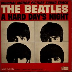 The Beatles Hard Day Night