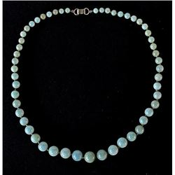 Vintage Ming Jade Necklace