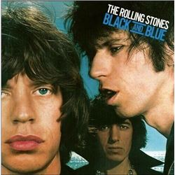 Black and Blue Rolling Stones