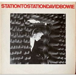 Station To Station • David Bowie • 1976 RCA