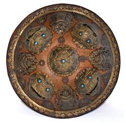 Vintage Cerimonial Shield