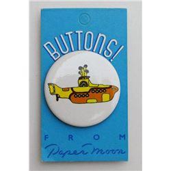 Yellow Supermarine Button