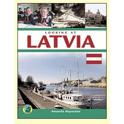 Looking at Latvia First Edition