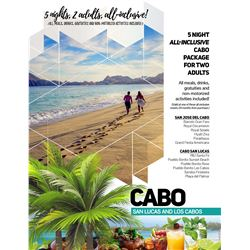 13 - CABO VACATION PACKAGE FOR 2
