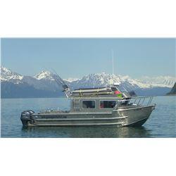 37 - WILD ALASKA FISHING TRIP FOR 2 ADVENTURERS