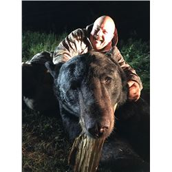 45 - MINNESOTA TROPHY BLACK BEAR HUNT FOR 1 HUNTER