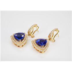 "Effy ""Tanzanite Royale"" earrings"