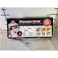 Power Gym Chin Up Bar * New in Box*