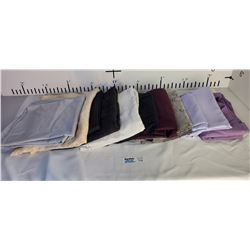 Lot of 9 Tableclothes