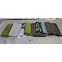 Lot of 8 Table Runners