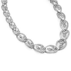 9.25CTW Diamond Necklace, (SI1-SI3/G-H)