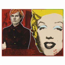 "Andy's Marilyn by ""Ringo"" Daniel Funes"
