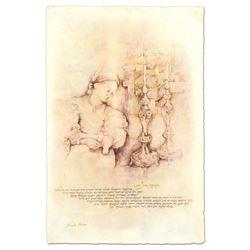 Candle Prayer by Horen, Brachi