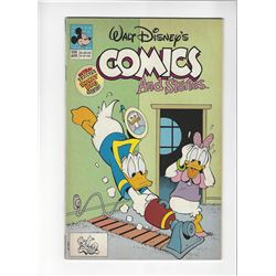 Walt Disneys Comics and Stories Issue #558 by Disney Comics