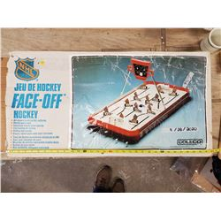 NHL COLECO FACEOFF GAME