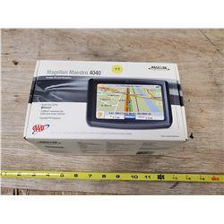 MAGELLAN MAESTRO GPS UNIT