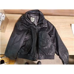 Men's Quality Leather Jacket (Lined)